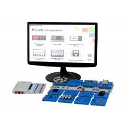 Digital Electronics Lab Kit for School Based on MyDAQ (NEW)