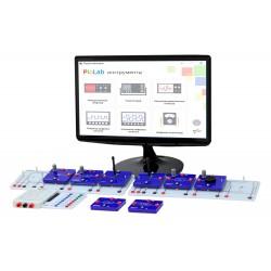 Radioelectronics Lab Kit for School Based on MyDAQ (NEW)