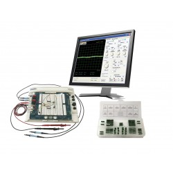 Fault Detection and Correction Lab based on NI ELVIS