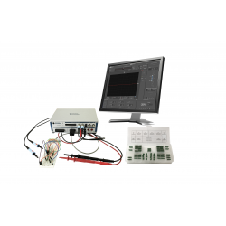 Fault Detection and Correction Lab based on NI VirtualBench