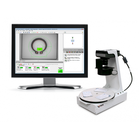 machine vision image processing